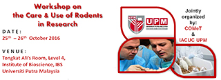 Workshop on the Care & Use of Rodents in Research